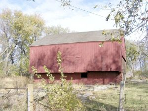 Lorch Mennonite Barn,