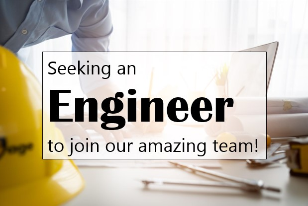 Wanted: County Engineer